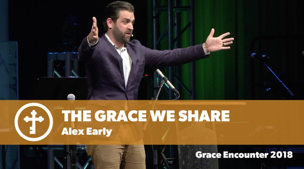 The Grace We Share – Alex Early