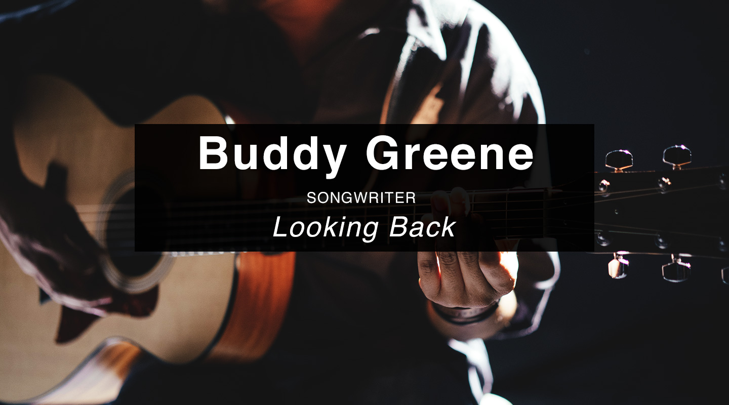 Looking Back – Buddy Greene