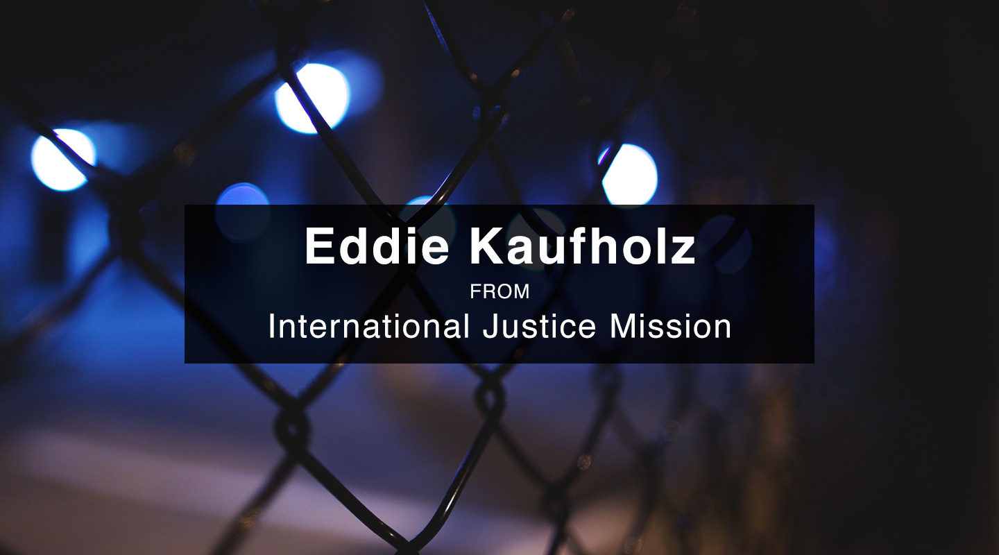 Freedom Sunday – Eddie Kaufholz (Re-Air)
