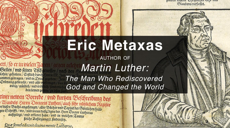 Martin Luther – Eric Metaxas