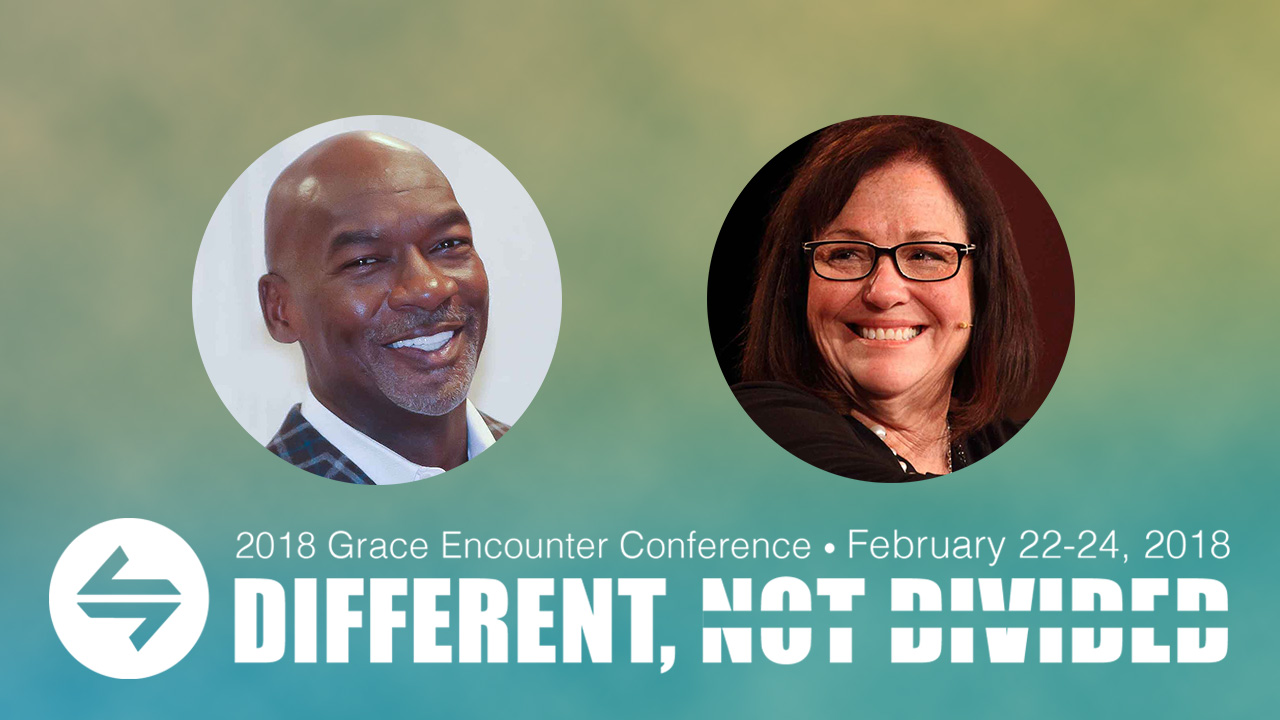 Grace Encounter 2018 – Elyse Fitzpatrick & Bishop Herb Andrew