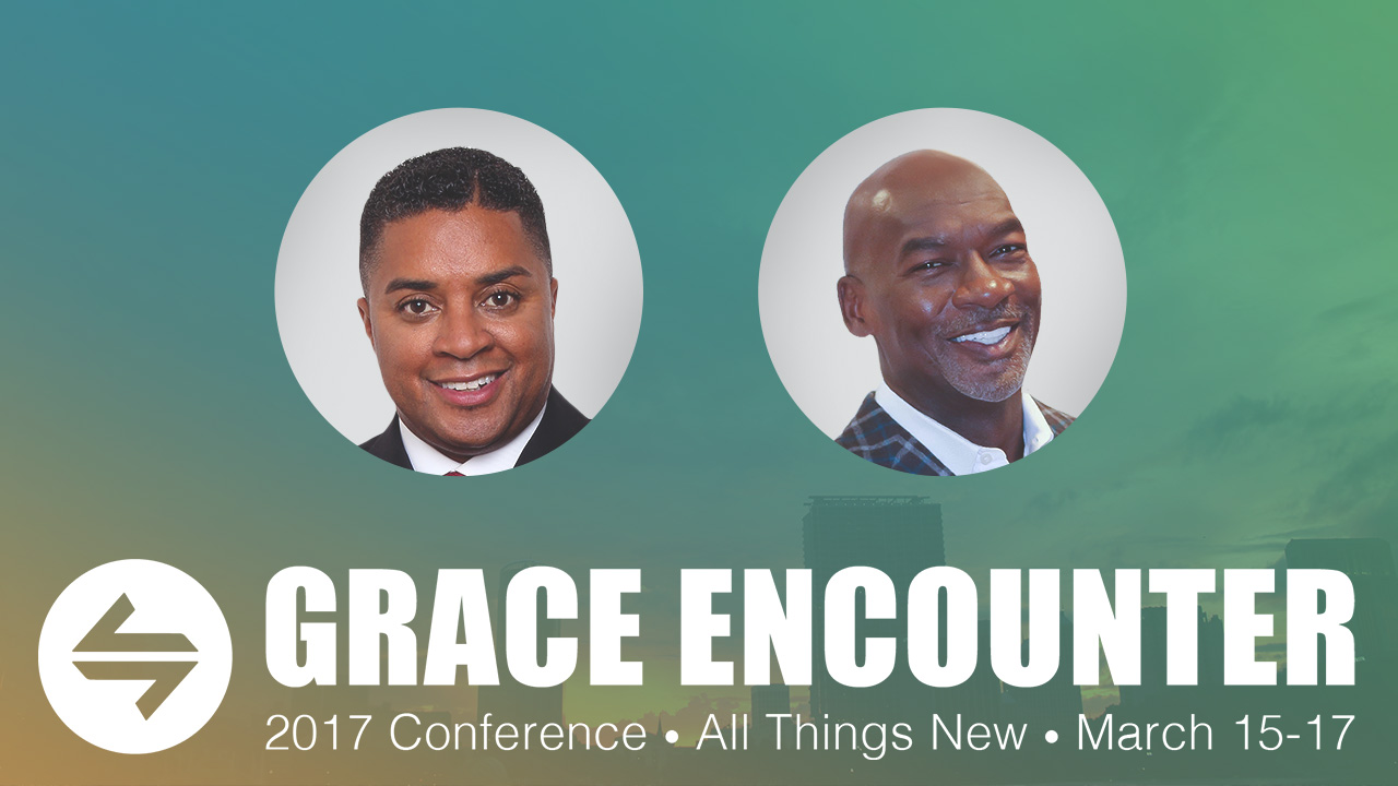 Grace Encounter – Bishops Andrew & McClendon