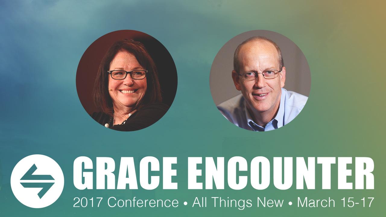 Grace Encounter – Elyse Fitzpatrick & Ray Cortese
