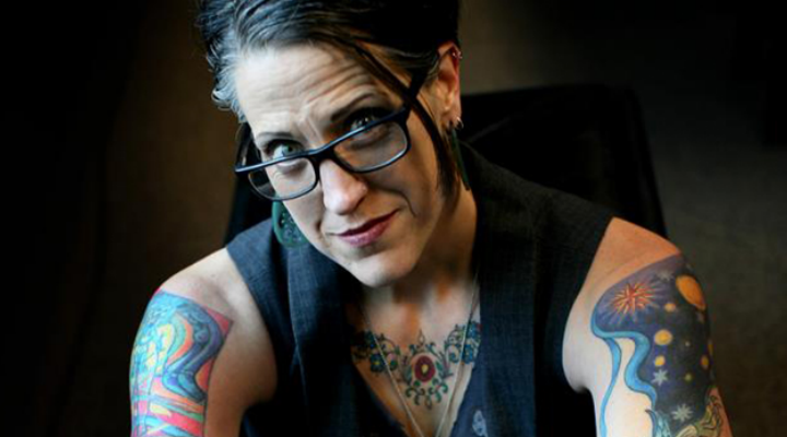 Accidental Saints – Nadia Bolz-Weber (Re-Air)