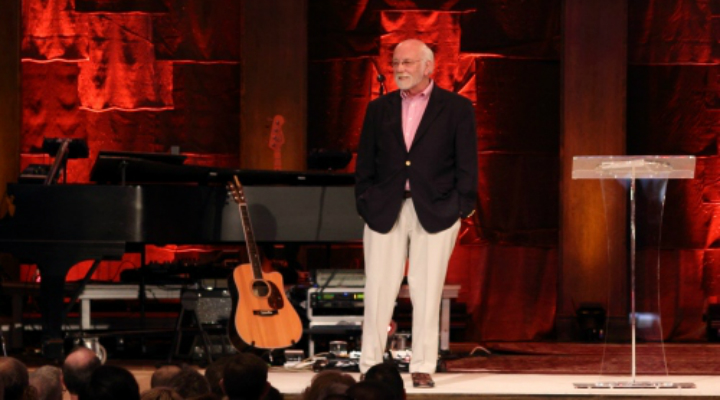 Grace for Everyday: Steve at Liberate 2014
