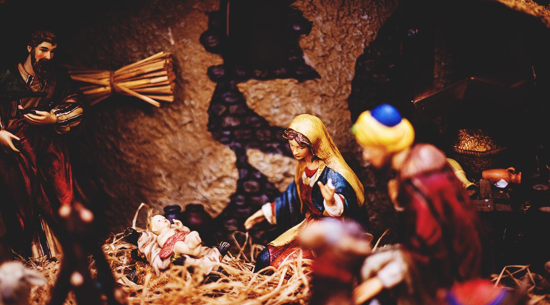 Steve's Devotional – The God Who Came