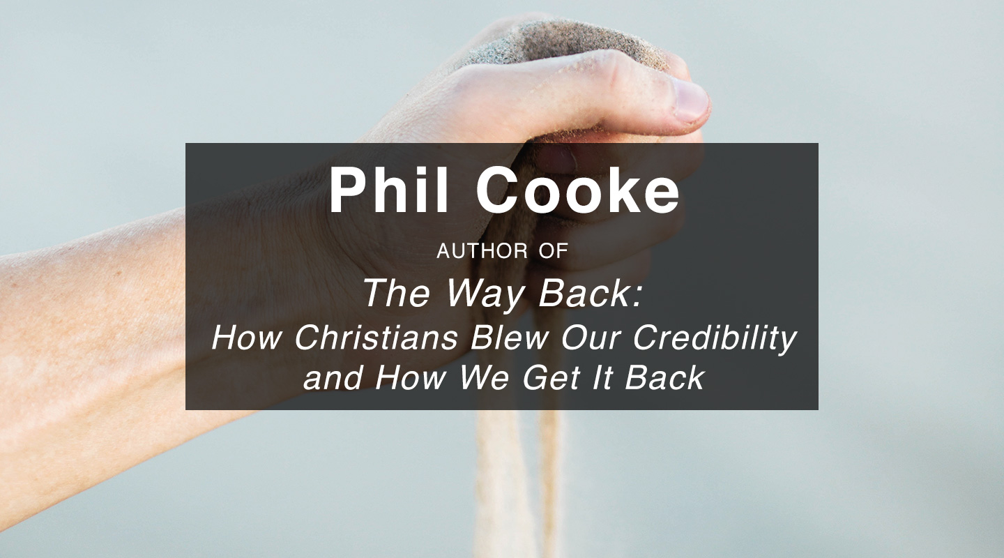 The Way Back – Phil Cooke