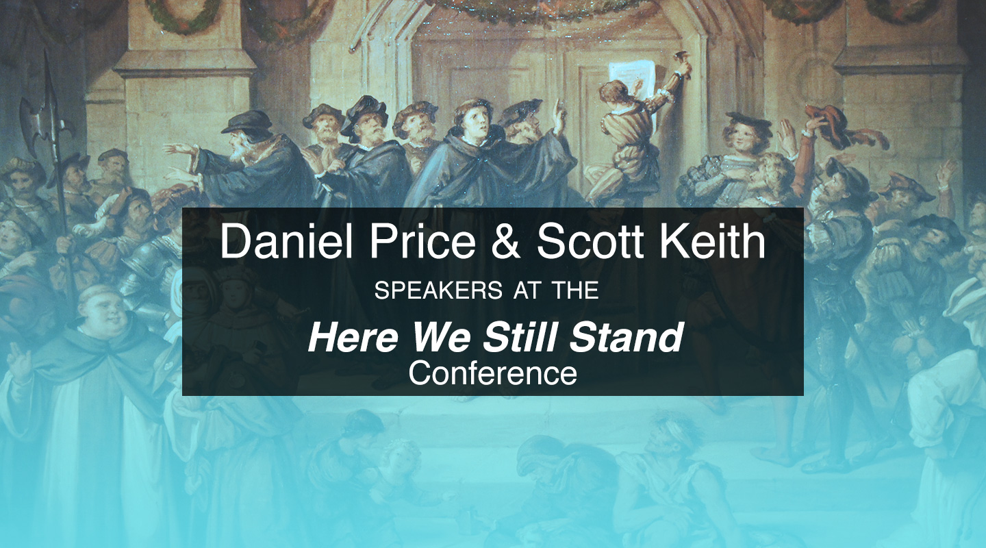 Here We Still Stand – Daniel Price & Scott Keith