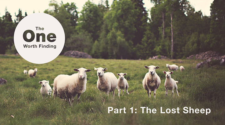 The One Worth Finding Part 1 – The Lost Sheep