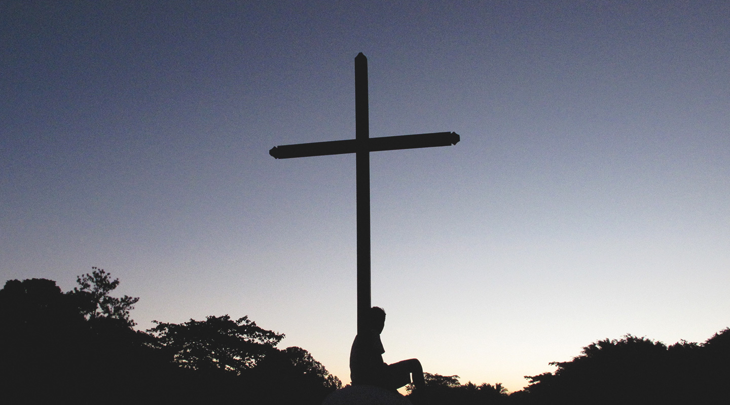 Following Christ to the Cross