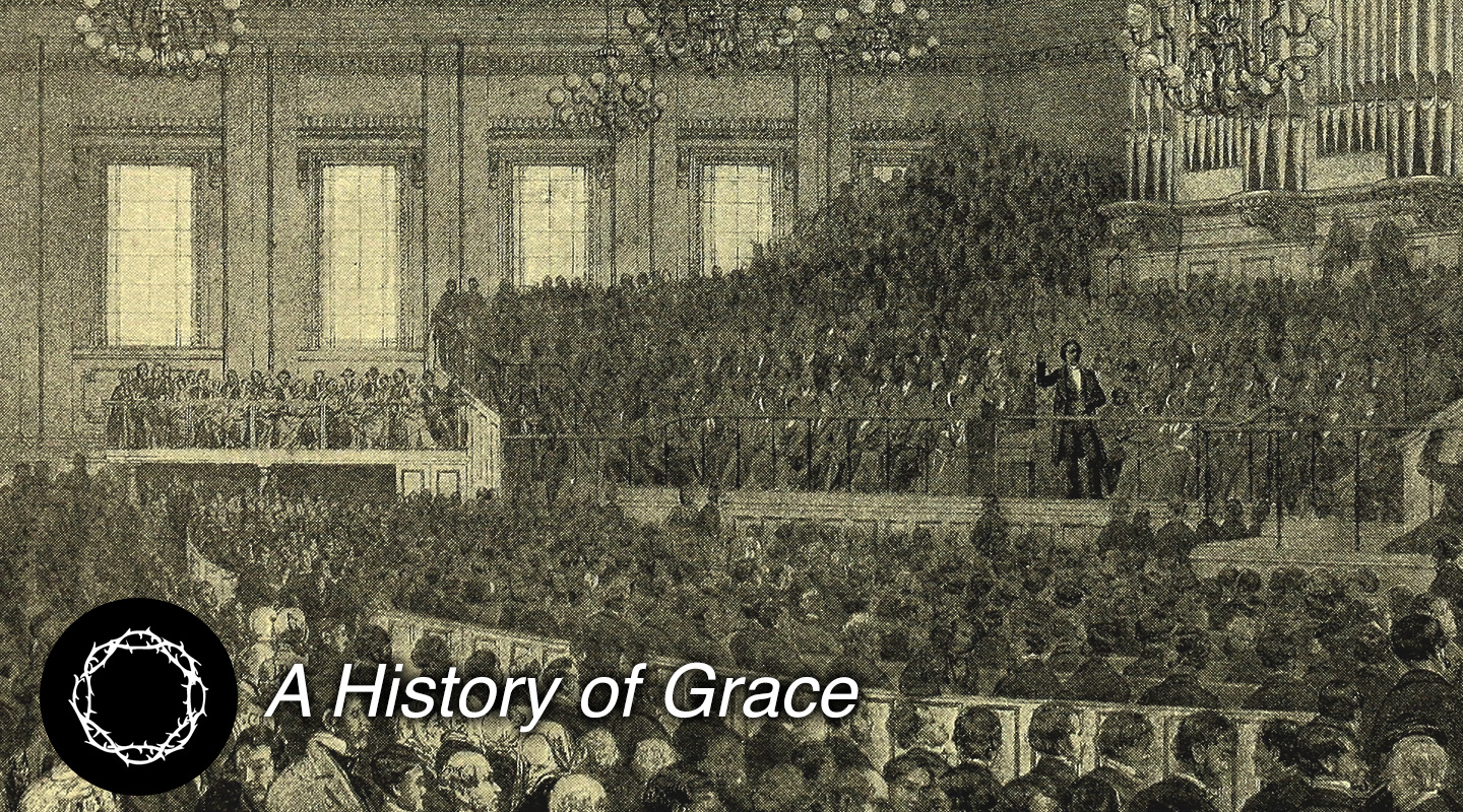 A History of Grace: Charles Spurgeon