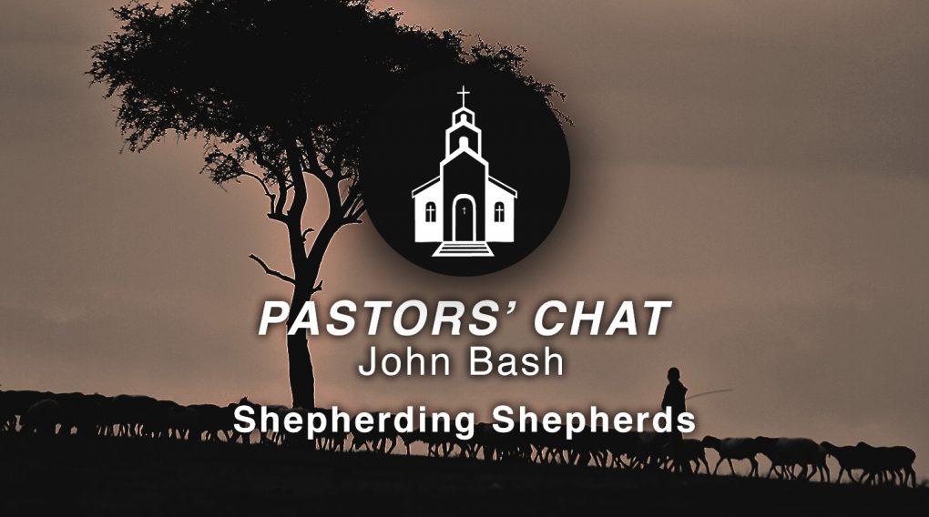 Key Life Pastor's Chat – Shepherding Shepherds