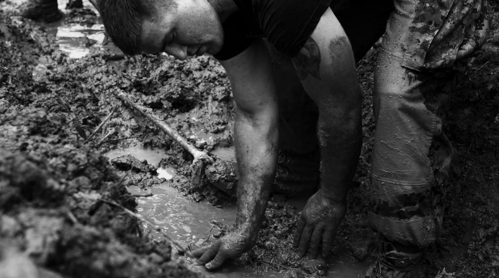 Digging Out of the Shame Pit