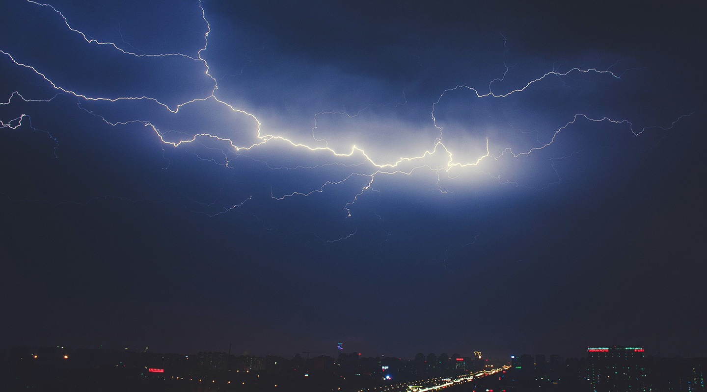Steve's Devotional – What is Your Storm?