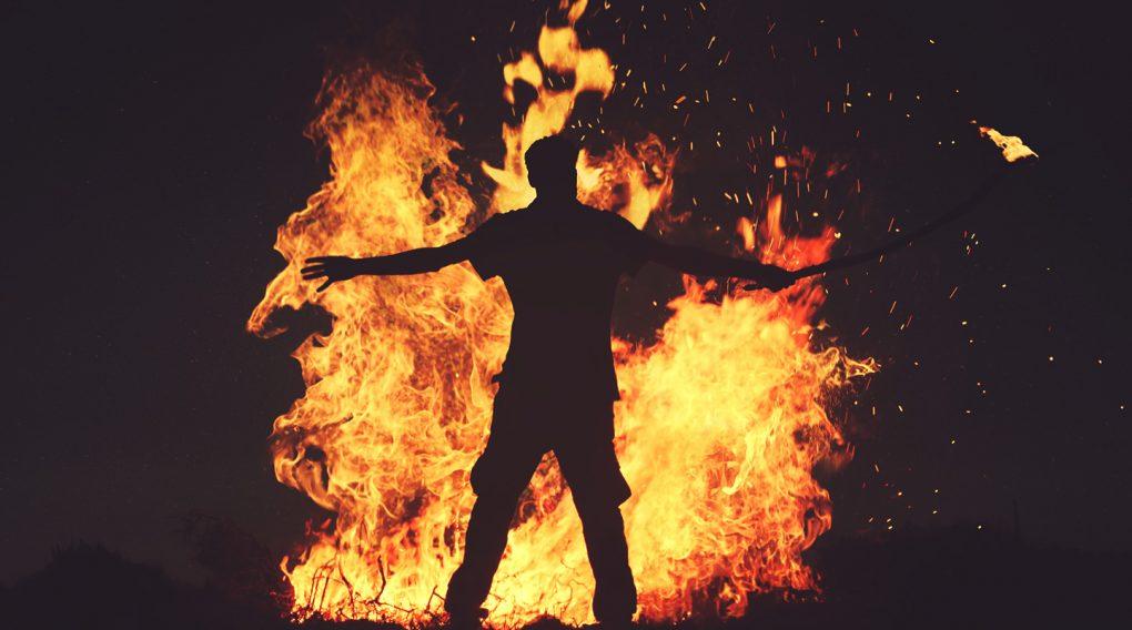 Steve's Devotional – When the Fire is Hot