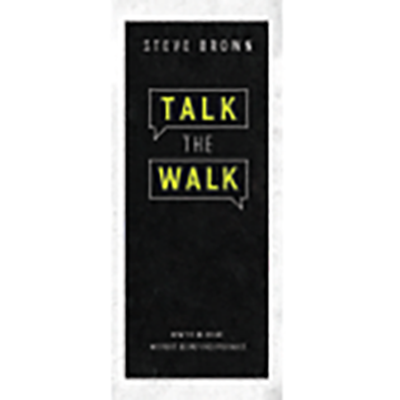 Talk the Walk Booklet