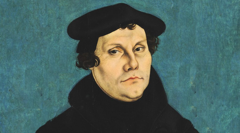 What Would Luther Do?