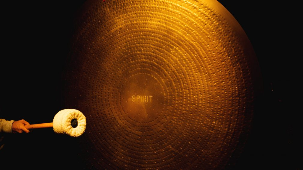 Nothing More Than a Noisy Gong
