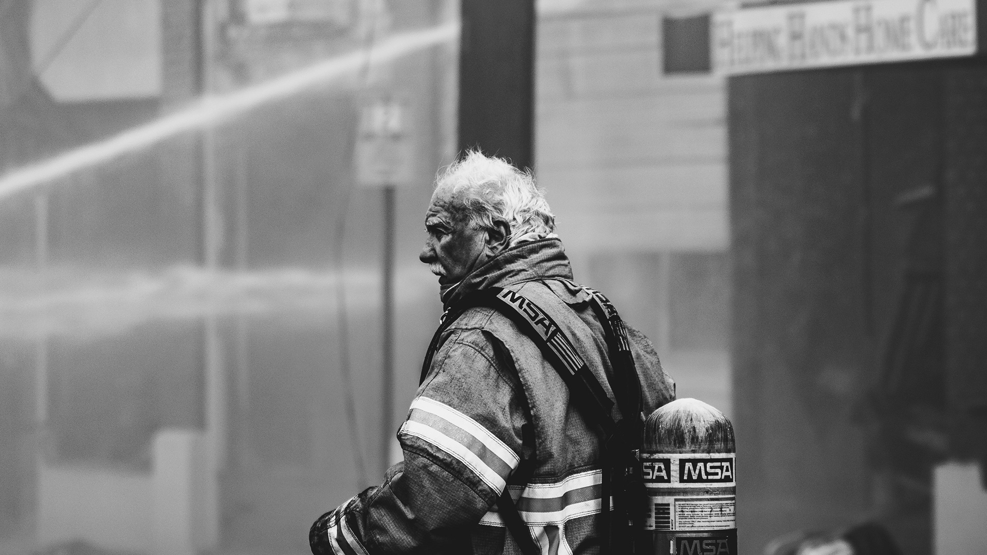 Robert Michaels | Serve and Protect | Steve Brown, Etc.