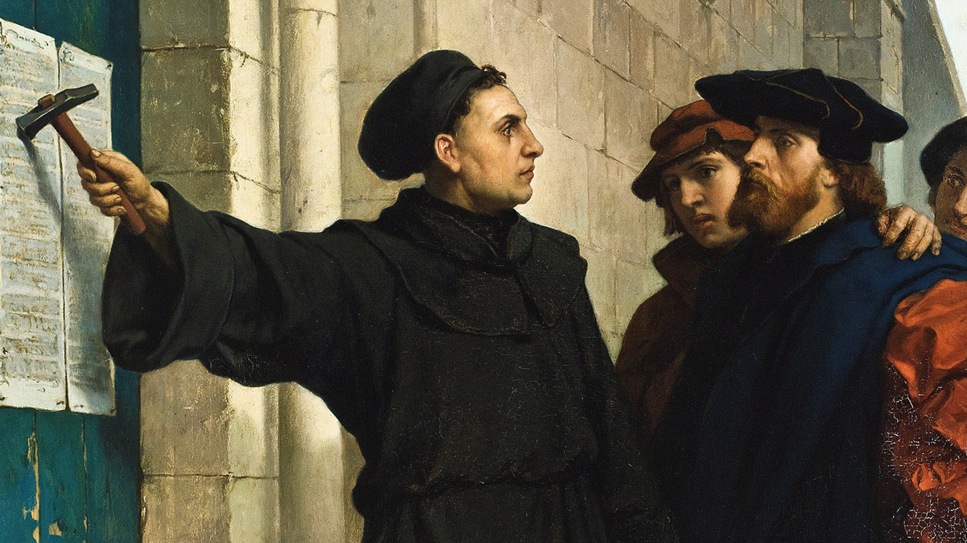 Martin Luther and the 95 Theses