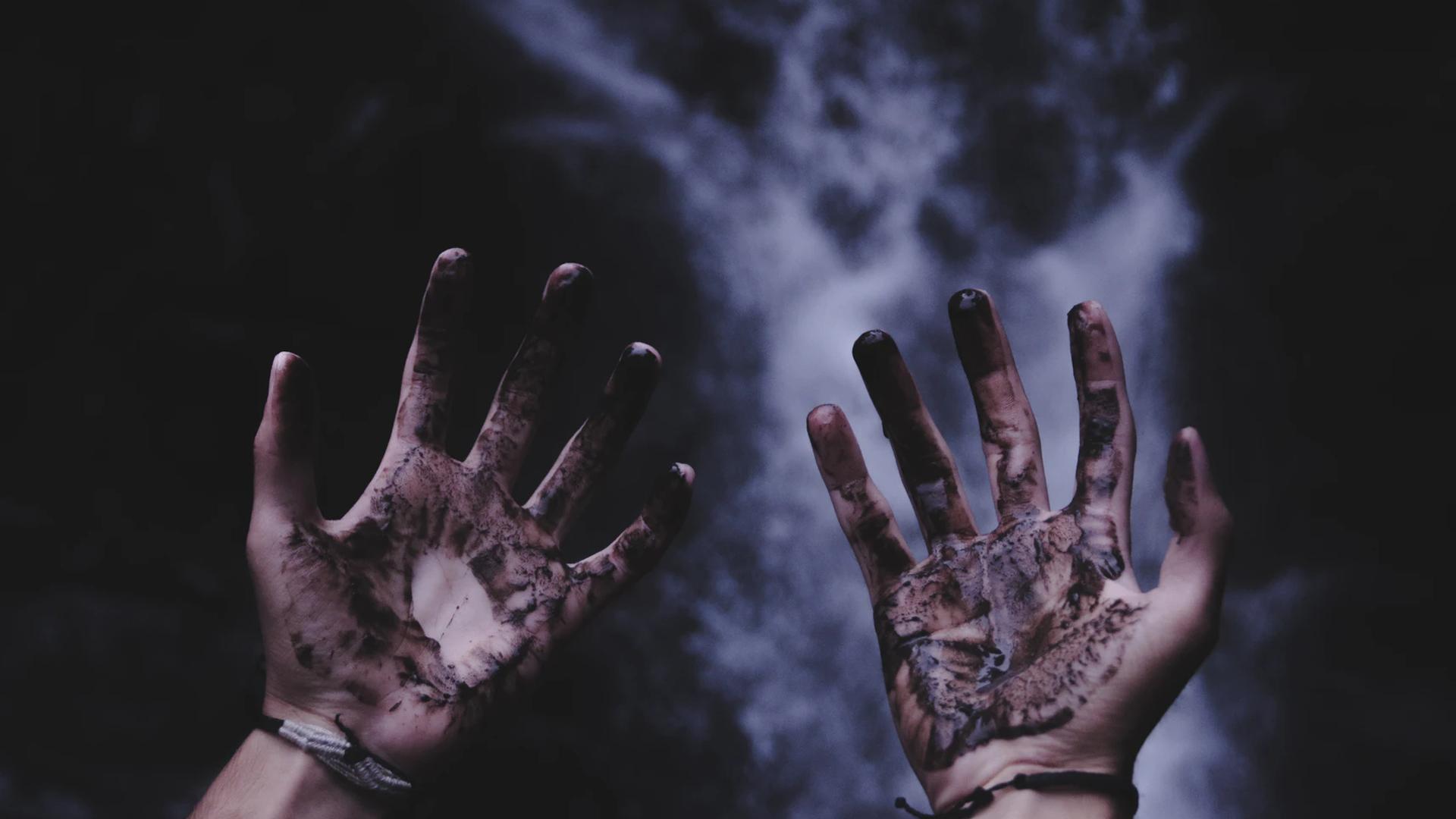 Forgiving Those Dirty Hands